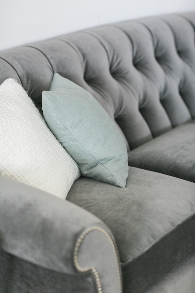 chesterfield style sofa from high fashion home M Loves M @marmar