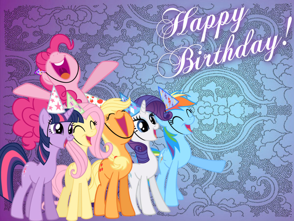 Happy 4th Birthday MLP Forums! Castle Throne Room MLP