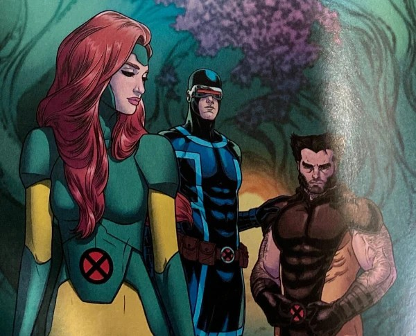 What do Tomorrow's X-Books Tell Us About the Sex Lives of Cyclops, Wolverine, and Marvel Girl? [SPOILERS]