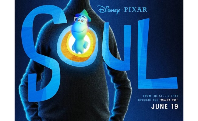 Pixar Shares A New Poster For Soul New Trailer To Drop