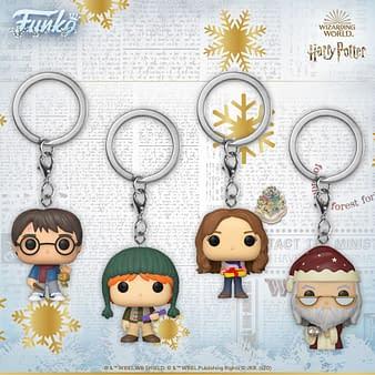 Harry Potter Obtiene Funko Pops con temática navideña próximamente