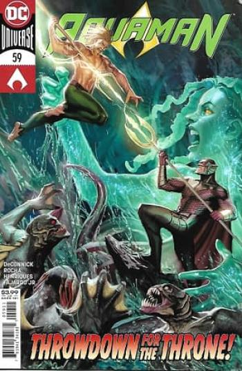 Aquaman #59 Main Cover