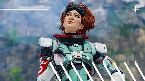 A look at the new Legend in Apex Legends, Horizon. Courtesy of Respawn Entertainment.