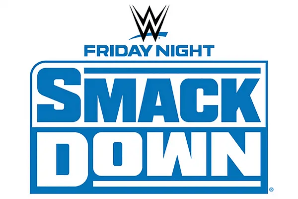 Official logo for WWE Friday Night SmackDown.