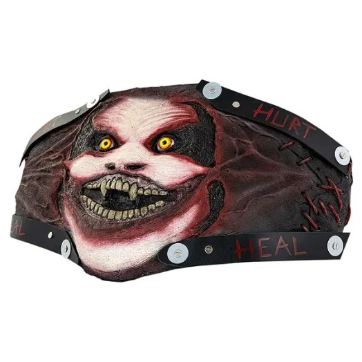 "The Fiend"" Bray Wyatt Custom Title by Tom Savini Available Now...For $6,499"