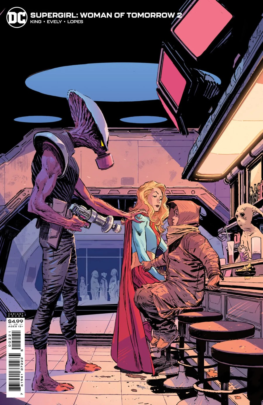 Supergirl: Woman Of Tomorrow #2 Review   The Aspiring Kryptonian