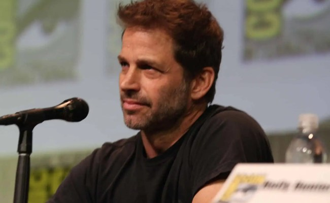 Netflix Hires Zack Snyder And Jay Oliva To Take On Norse