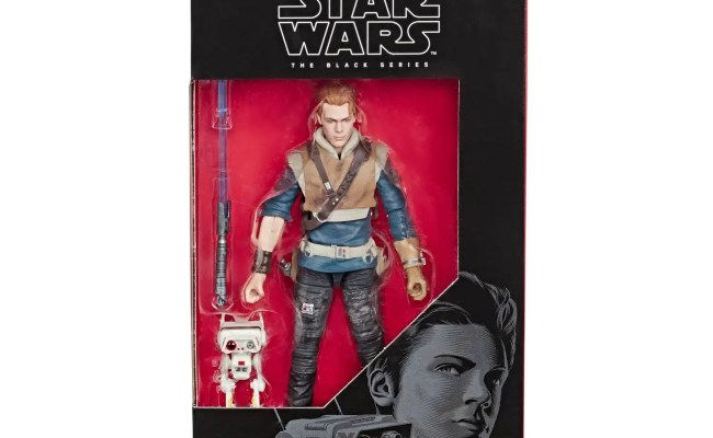 Jedi Fallen Order Black Series Star Wars Figures Rise