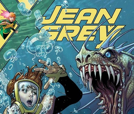 Jean Grey #3 Review: A Tighter. More Focused Story