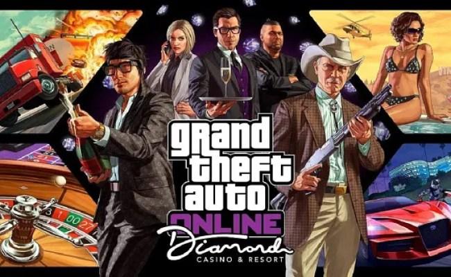 Gta Online Casino Resort Dlc Release Date Announced