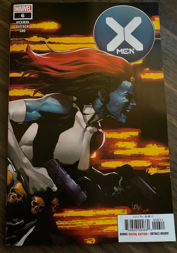 Marvel Finally Puts a Label on Mystique and Destiny's Relationship - Tomorrow's X-Men #6 [SPOILERS]
