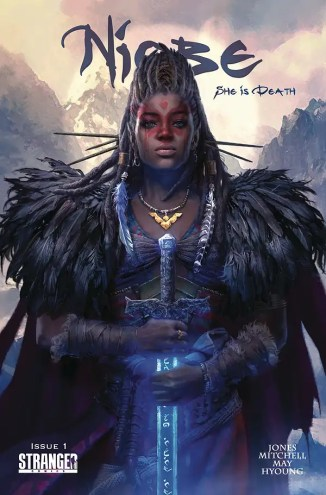 Image result for Niobe: She is Death 1""