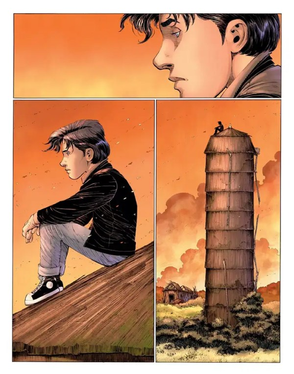Image result for superman year one