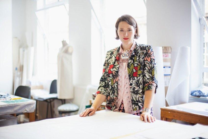 Holly Fulton Head of Fashion, CSVPA