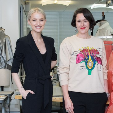 Victoria Macgrath | Inthefrow | Holly Fulton | CSVPA | Cambridge | MLPR | Fashion PR