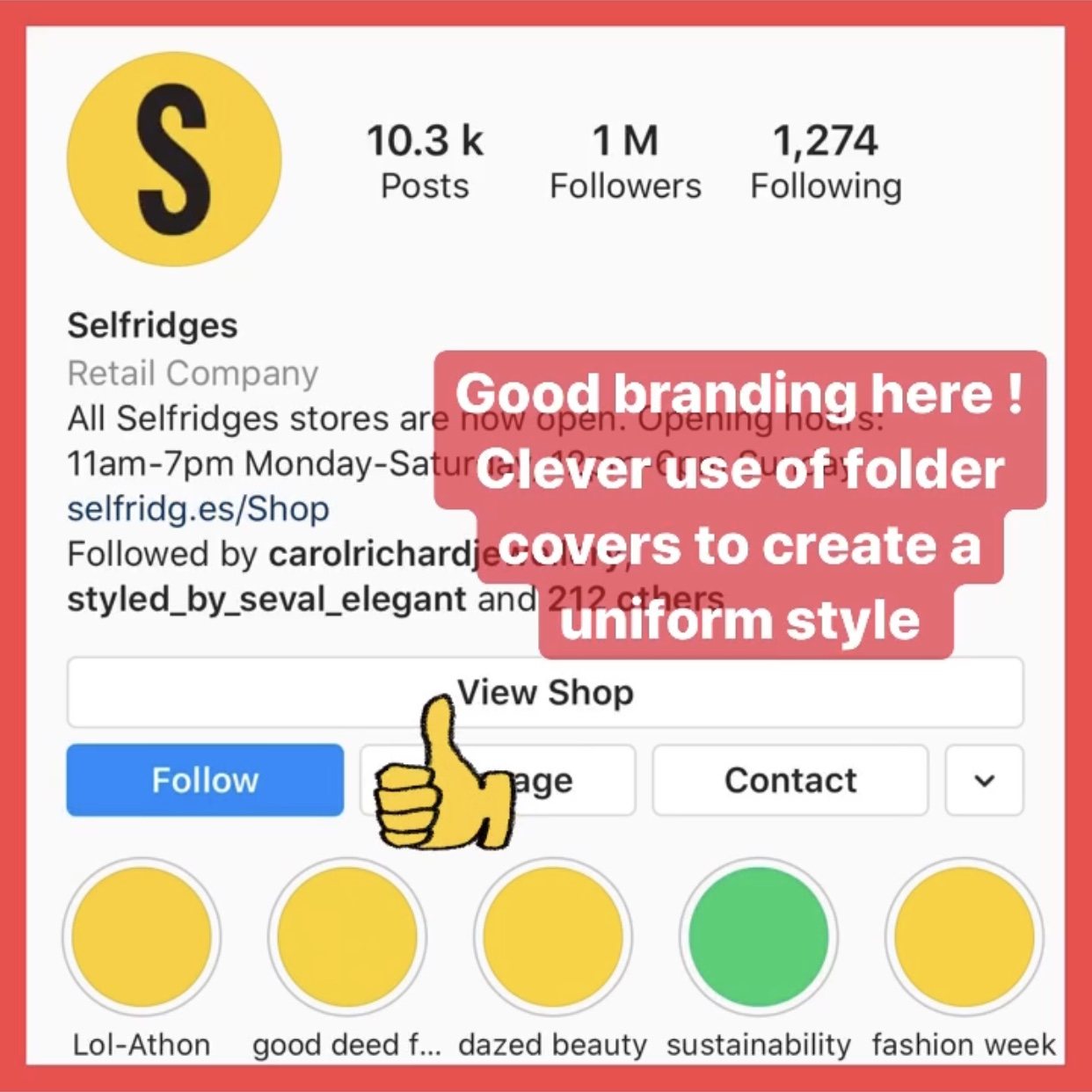 Write A Stand Out Instagram Bio For Your Fashion Brand Instagram Training