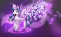 Twilight Alicorn by Pegasisters82