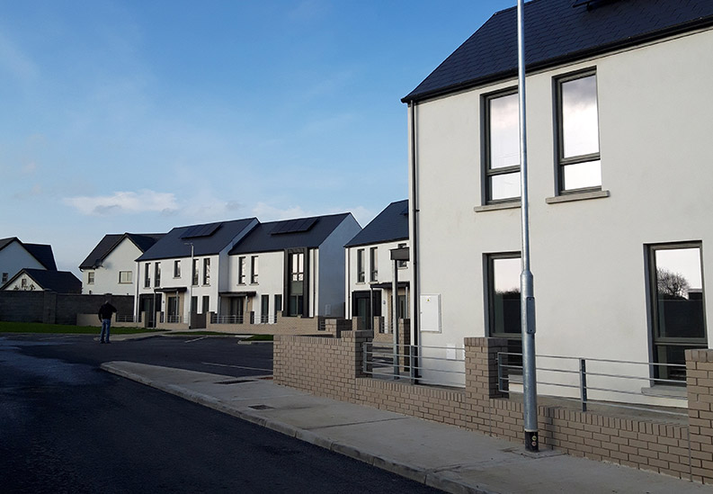 Ballyboughal Housing