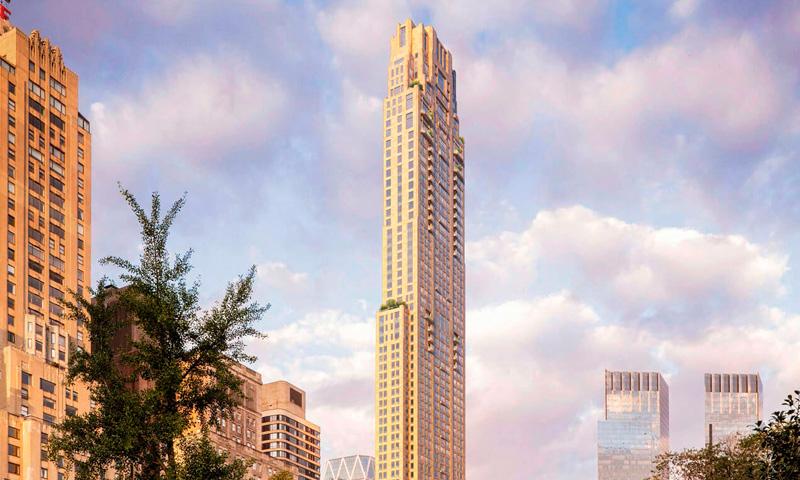 220 Central Park South Condos For Sale Prices  Floorplans