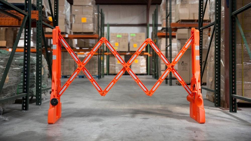 Multi-Gate Expandable Barricade