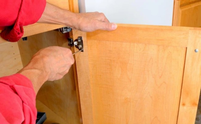 Kitchen Cabinet Repair Dubai Khalifa, Kitchen Cabinet Repair