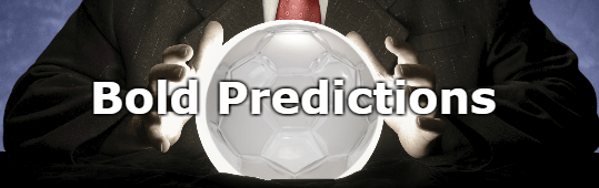 Bold Predictions Round 13