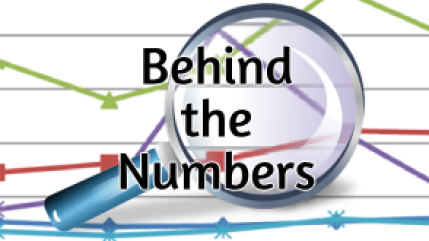 Behind the Numbers