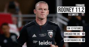 Wayne Rooney captain