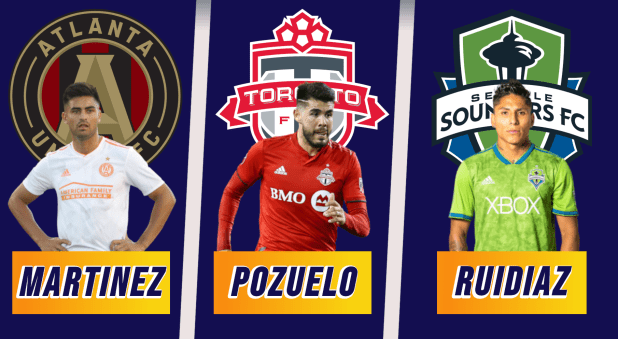 4ª rodada do Fantasy MLS Captain Rankings 5