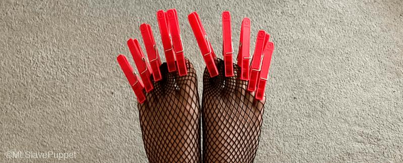 Task 28: Pinned Toes