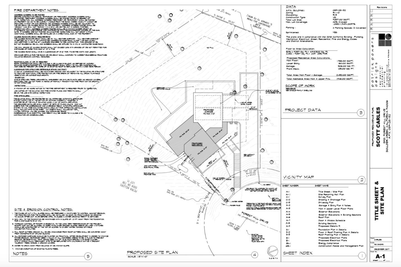 15971 Forest Hill Dr, Boulder Creek, CA 95006 -