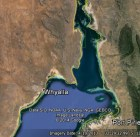 Upper Spencer Gulf - Google Earth