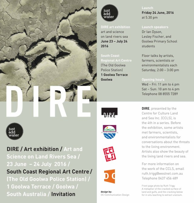Dire 2016 Ar Exhibition Invitation