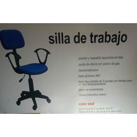 Silla Secretarial Negro Office Depot en Mercado Libre Mxico