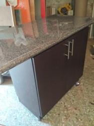barra cocina desayunador mueble isla cajones cocinas clasf muebles posot class mx