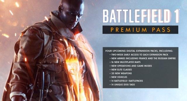 Resultado de imagen de battlefield premium pass