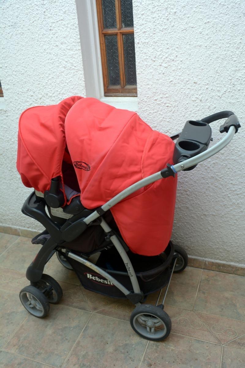 Coche Bebesit Con Silla De Beb Muy Cuidado   190000