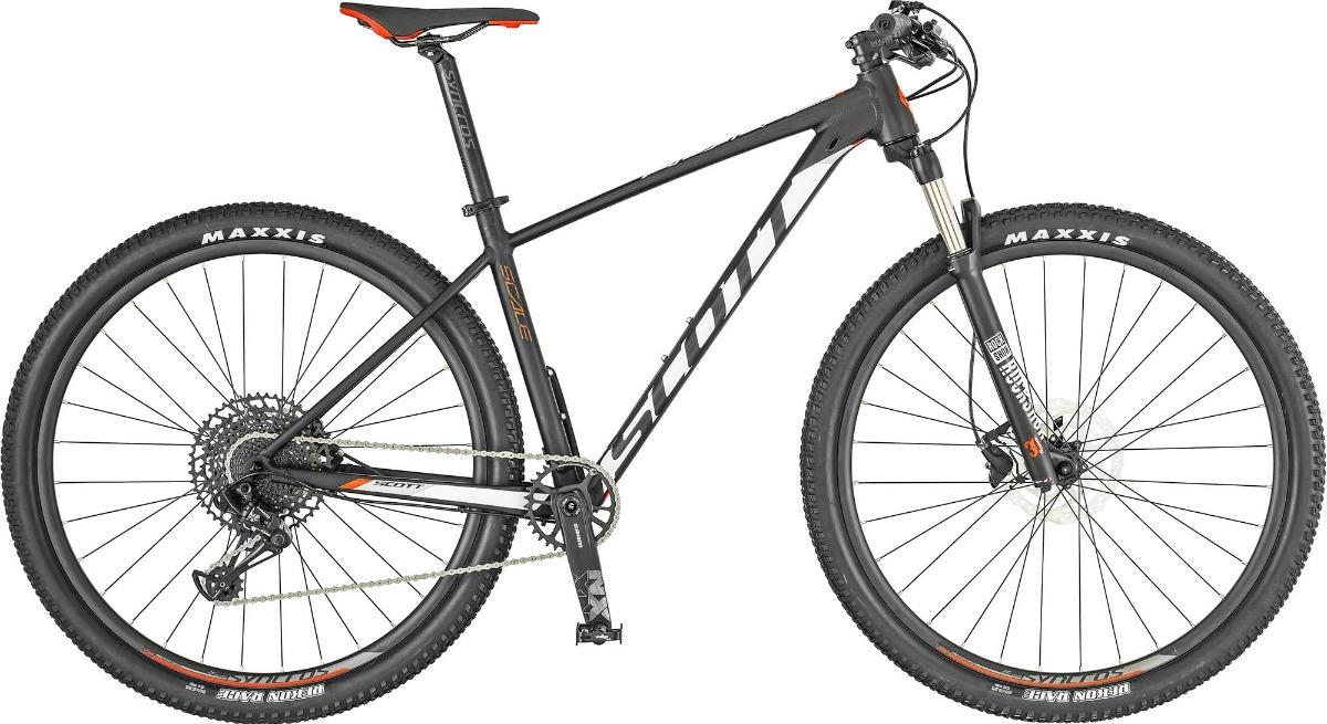Bicicletas Scott Scale 980 Rodado 29 Sram 1x12 Rockshox