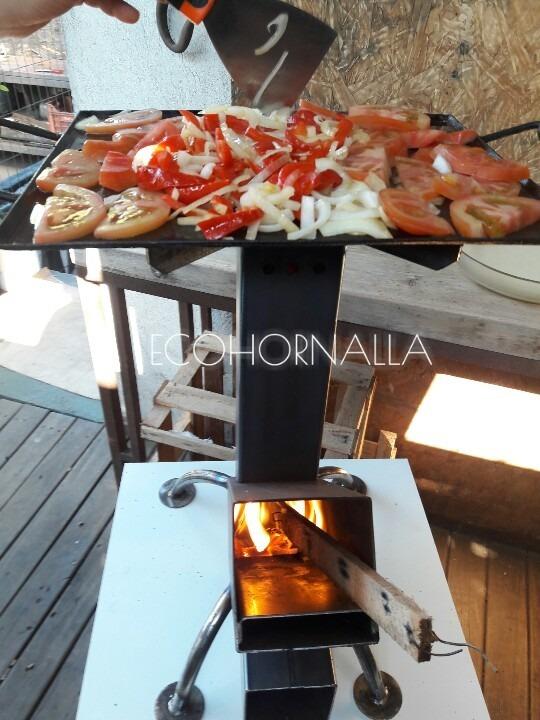 Cocina Economica Portatil Camping  Supervivencia   2