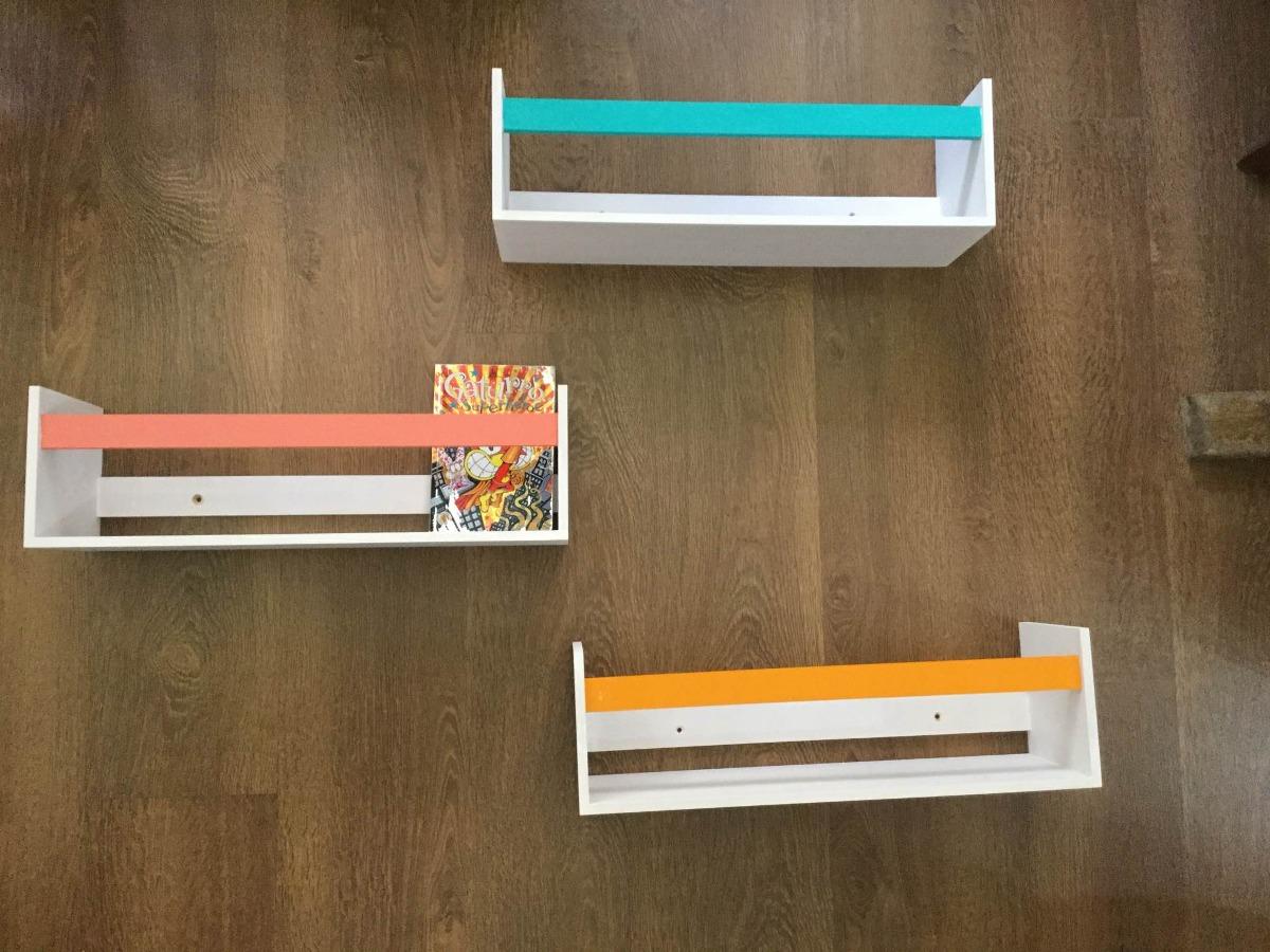 Librero De Pared I Repisa Para Libros I Estilo Montessori