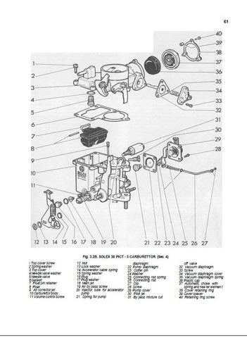 Manual De Taller Volkswagen Kombi Camioneta Vw Combi Panel