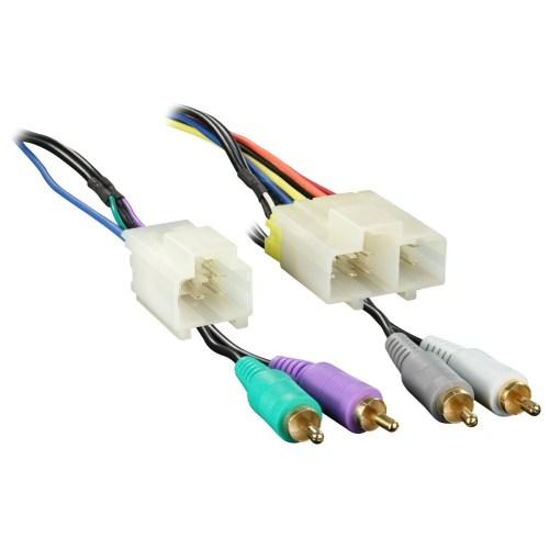 small resolution of metra 70 1764 radio wiring harness for nissan 87 94 am u s 68 00 en mercado libre