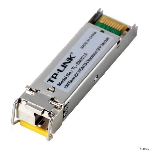 Módulo Sfp Tp-link Sm321a Wdm Bidireccional - U$S 67.00 en Mercado Libre