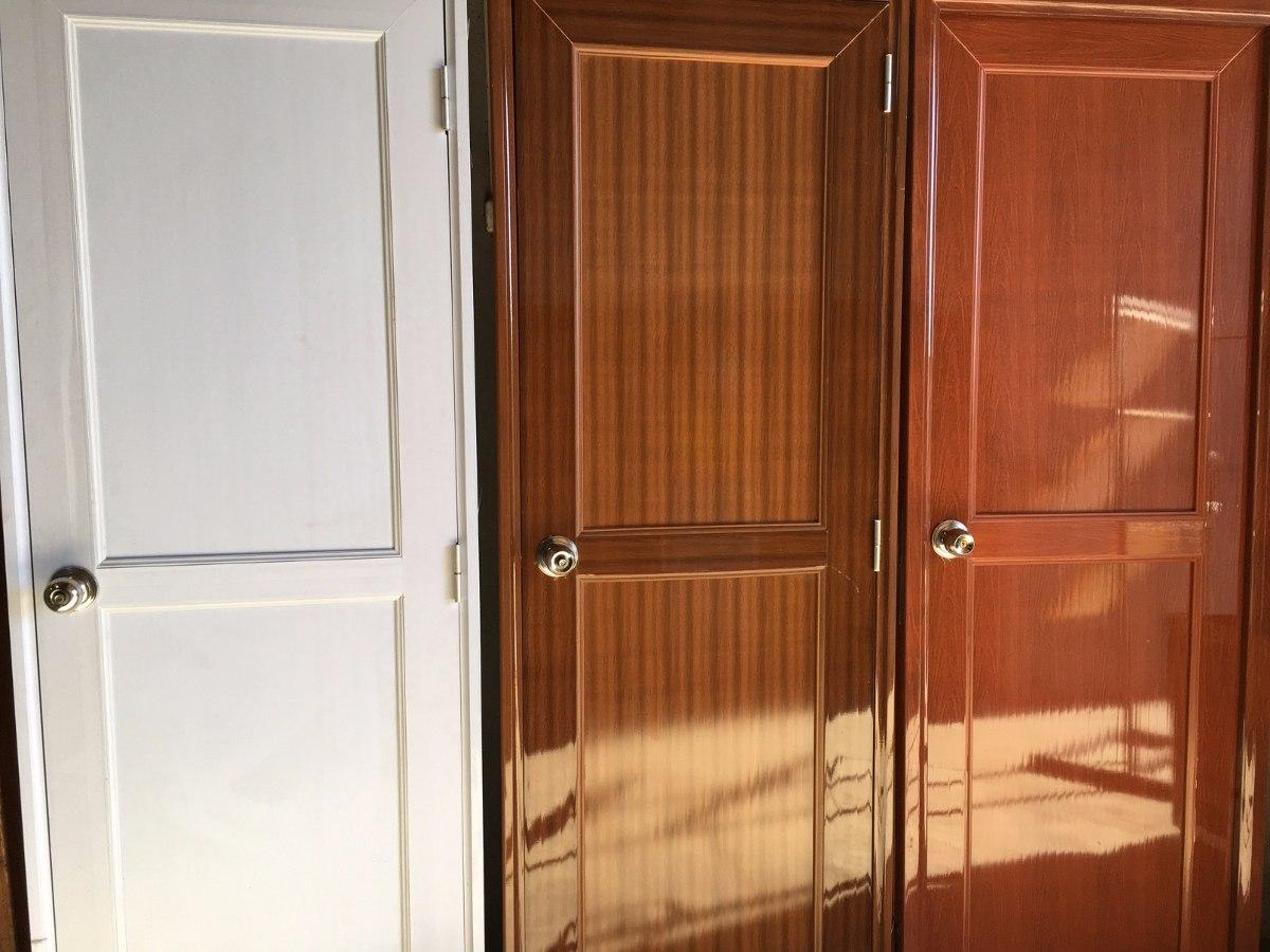 Puertas De Interiores En Pvc   279000 en Mercado Libre