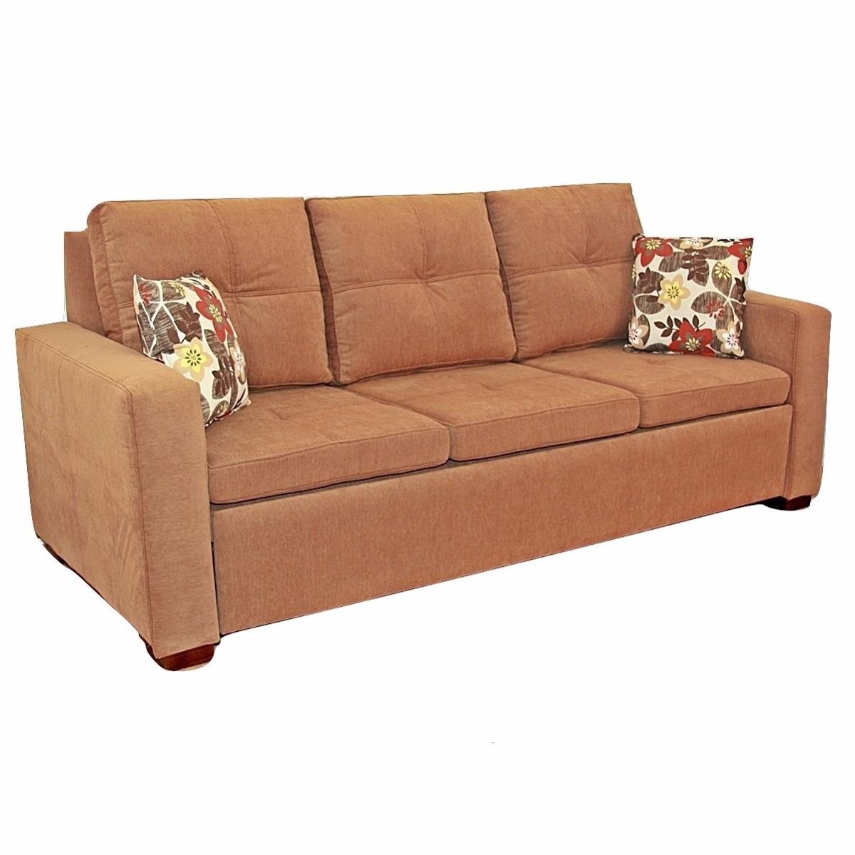 mercadolibre uruguay sofa cama usado linen slipcovered sillón sofá 3 cuerpos 2 plazas modelo mallorca
