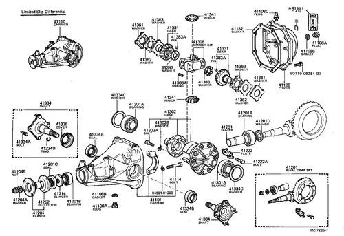 Software De Despiece Toyota 4runner 1995-2002, En Español