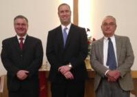 three ELS pastors in Ohio