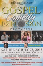 Gospel Comedy Explosion