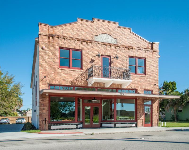 Buildings Alive Ybor City Architecture Hop