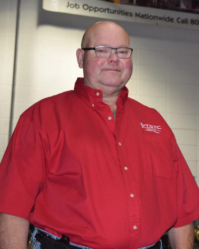 Texas State Technical College  News  TSTC Instructor